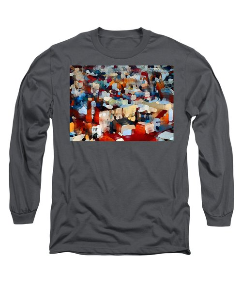 Echoes Of Civilization  Long Sleeve T-Shirt