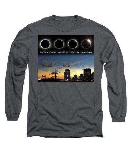 Eclipse - St Louis Long Sleeve T-Shirt