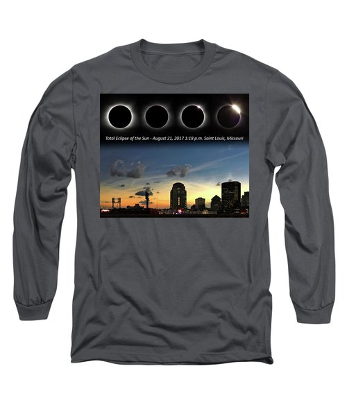 Eclipse - St Louis Long Sleeve T-Shirt