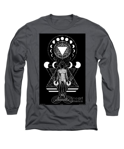 Eclipsed Long Sleeve T-Shirt