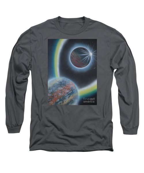 Eclipsing Long Sleeve T-Shirt