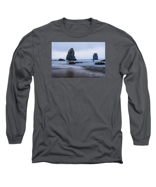 Ecola Beach Long Sleeve T-Shirt