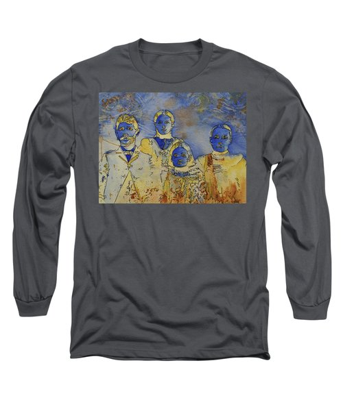 Ectoplasma 2 Long Sleeve T-Shirt by Cynthia Powell
