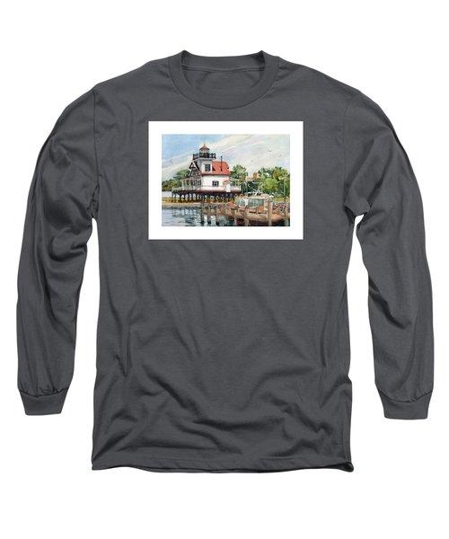 Edenton Sentinel Long Sleeve T-Shirt