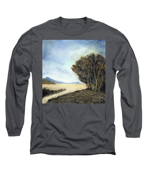 Edge Of The Mohave Long Sleeve T-Shirt
