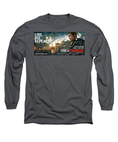 Edge Of Tomorrow Long Sleeve T-Shirt