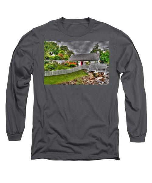 Edradour Distillery Shop Long Sleeve T-Shirt