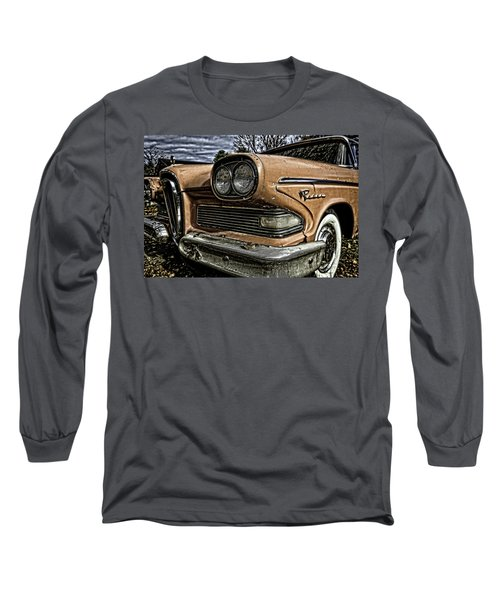 Edsel Ford's Namesake Long Sleeve T-Shirt