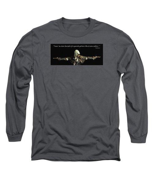 Edward Kenway Long Sleeve T-Shirt
