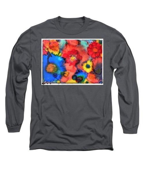 Efflorescence Long Sleeve T-Shirt