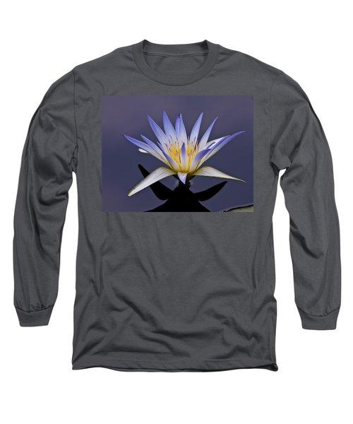 Egyptian Lotus Long Sleeve T-Shirt