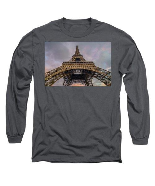 Eiffel Tower 5 Long Sleeve T-Shirt