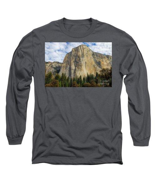 El Cap #2 Long Sleeve T-Shirt