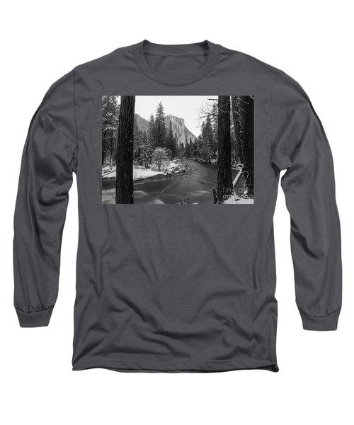 El Cap  Long Sleeve T-Shirt
