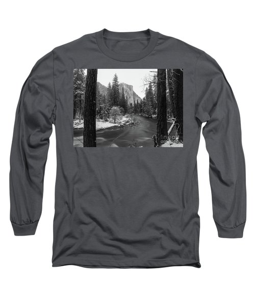 El Cap  Long Sleeve T-Shirt