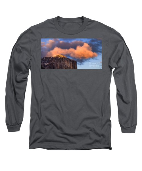El Cap Glow Long Sleeve T-Shirt