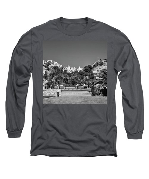 El Capistrano, Nerja Long Sleeve T-Shirt
