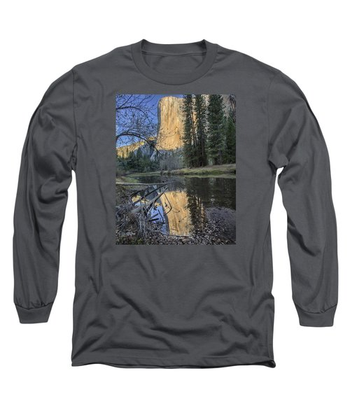 El Capitans Nose Long Sleeve T-Shirt