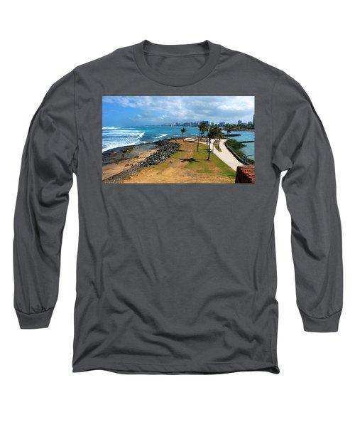 El Escambron Long Sleeve T-Shirt