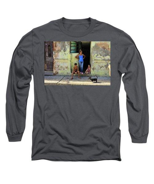 El Familia Long Sleeve T-Shirt
