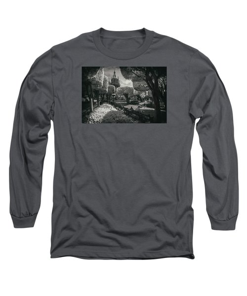 el Jardin Long Sleeve T-Shirt