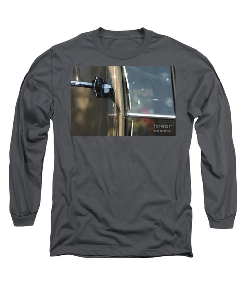 Long Sleeve T-Shirt featuring the photograph Elder Auto by Brian Boyle