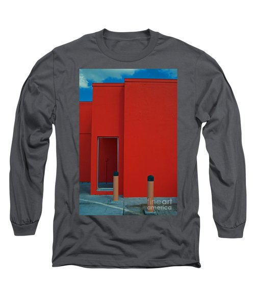 Electric Back Long Sleeve T-Shirt