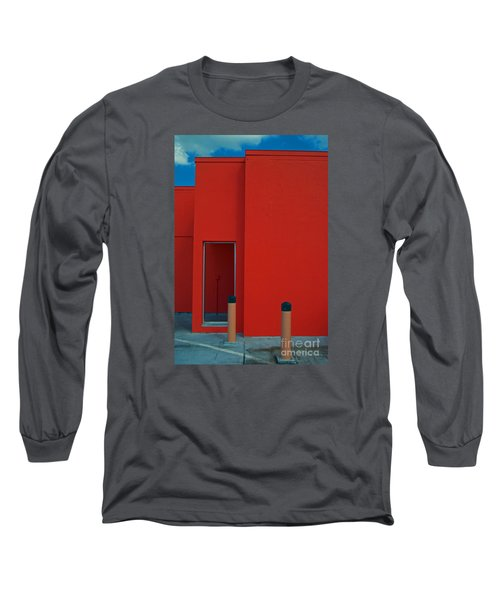 Electric Back Long Sleeve T-Shirt