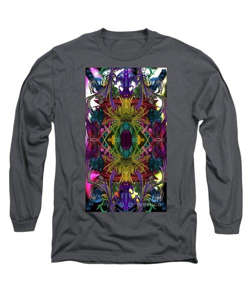 Electric Eye Long Sleeve T-Shirt