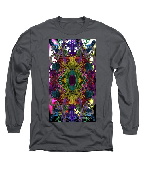 Electric Eye Long Sleeve T-Shirt