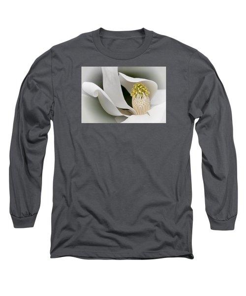 Elegant Magnolia II Long Sleeve T-Shirt