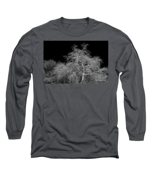 Element Of Purity Long Sleeve T-Shirt by Vicki Pelham