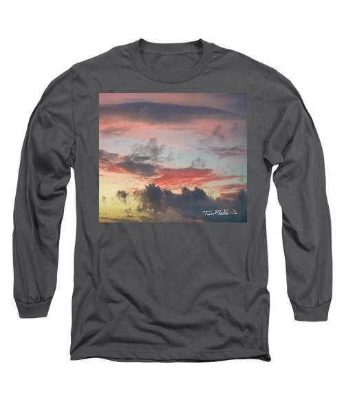 Elemental Designs Long Sleeve T-Shirt by Tim Fitzharris