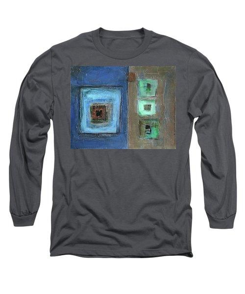 Elements Long Sleeve T-Shirt by Behzad Sohrabi