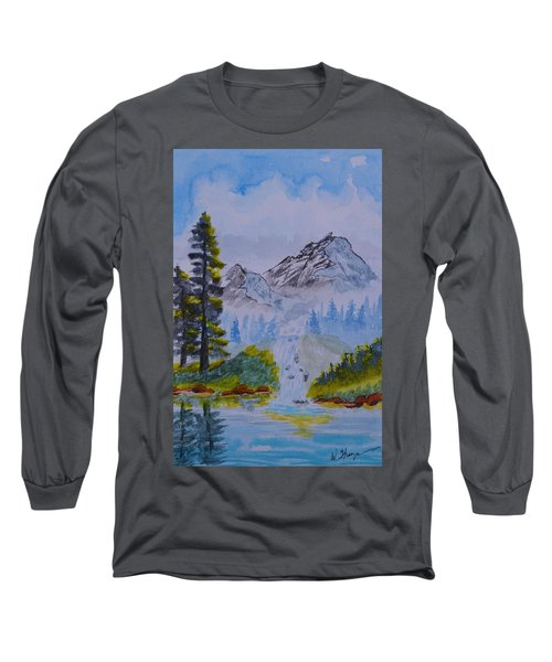 Elements Of Nature 2 Long Sleeve T-Shirt