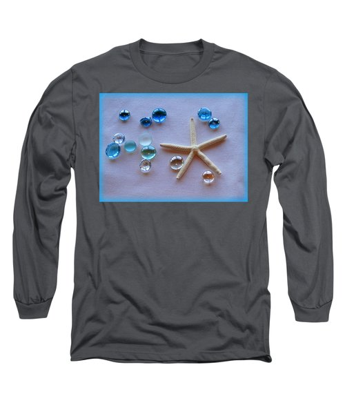 Elements Of The Sea Long Sleeve T-Shirt