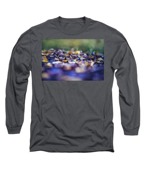 Elfin World Long Sleeve T-Shirt