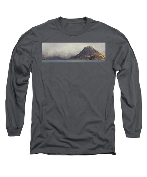 Elgol 16x5 Panorama Long Sleeve T-Shirt