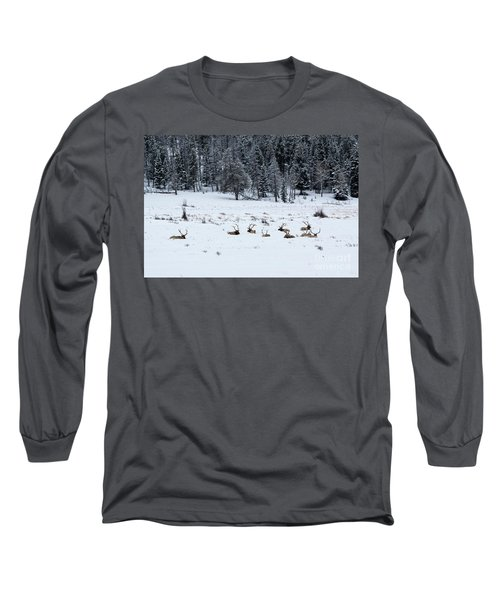 Elk - 9134 Long Sleeve T-Shirt