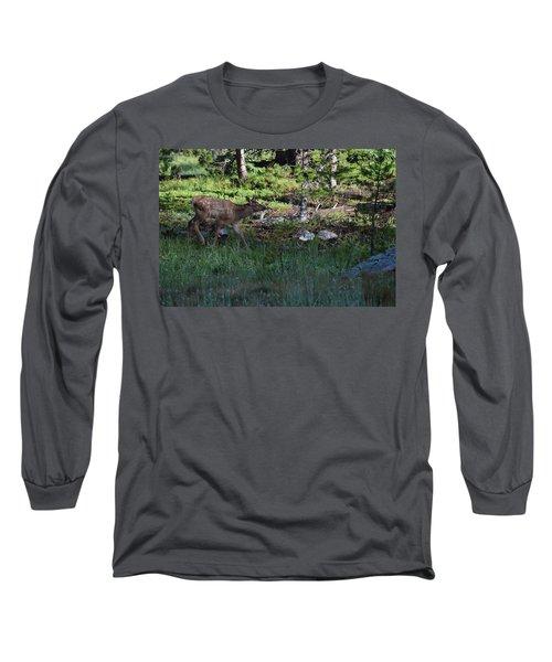 Baby Elk Rmnp Co Long Sleeve T-Shirt
