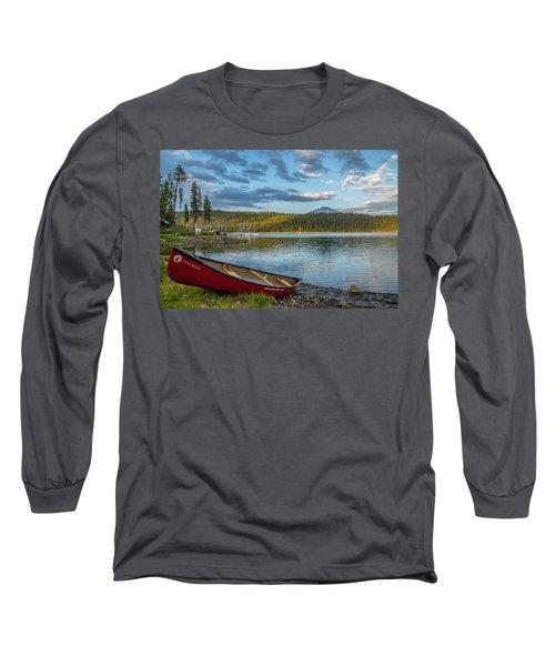 Elk Beach Memories Long Sleeve T-Shirt