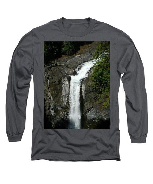 Elk Falls  Long Sleeve T-Shirt