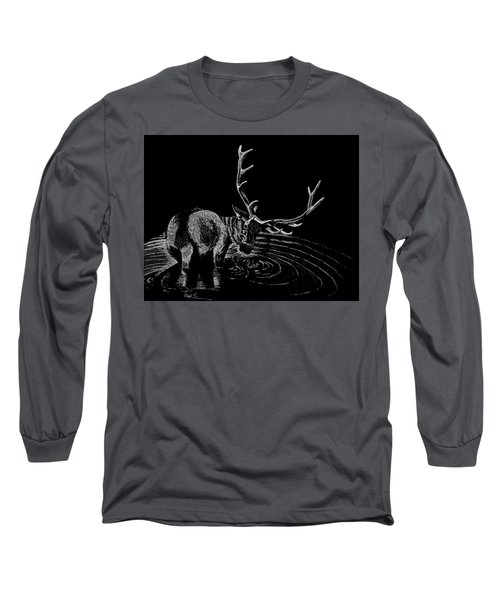 Elk Long Sleeve T-Shirt