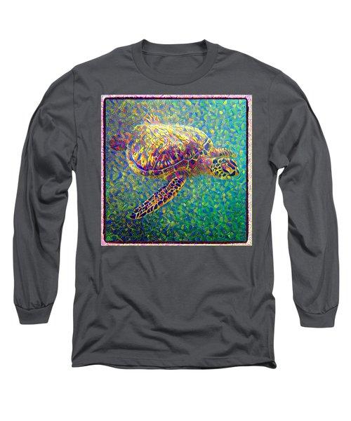 Ella The Turtle Long Sleeve T-Shirt