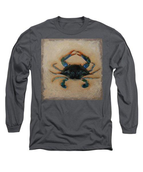 Ellen's Crab Long Sleeve T-Shirt