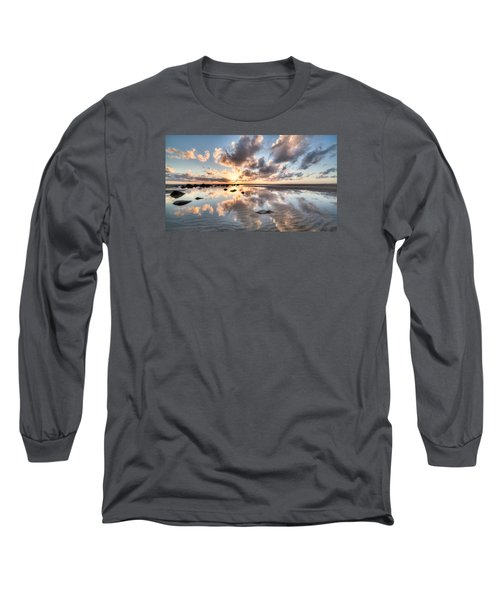Elliott Calling #2 Long Sleeve T-Shirt by Brad Grove