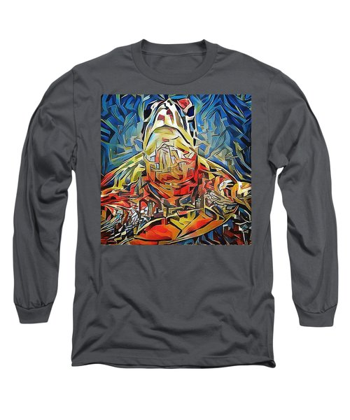 Ellis The Turtle Long Sleeve T-Shirt