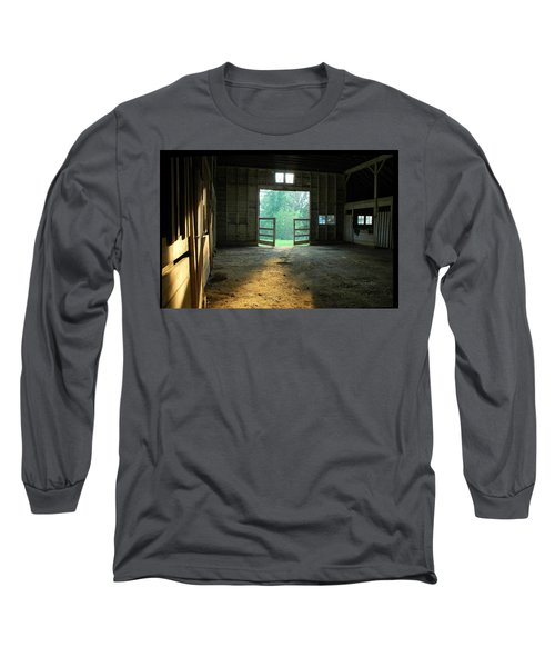 Ellwood Barn 2 Long Sleeve T-Shirt