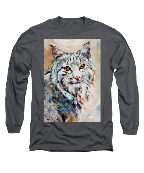 Elusive Awareness Long Sleeve T-Shirt
