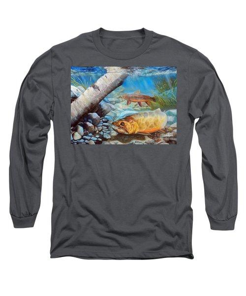 Elusive Long Sleeve T-Shirt
